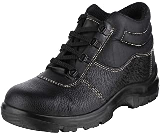 Acme Rapid Leather Safety Shoes (Size-44)