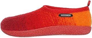 Giesswein  -  Vahldorf 闭口毛毡拖鞋,男女皆宜,可拆卸鞋垫,温暖,男女通用家居鞋,拖鞋,舒适家居鞋,带稳固鞋底,防滑,裸足感。
