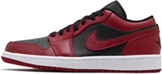 [ナイキ] エアジョーダン 1 ロー メンズ バスケットボール シューズ Air Jordan 1 Low Reverse Bred 553558-606, 28.0 cm [並行輸入品]