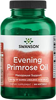Sponsored Ad - Swanson Evening Primrose Oil (Omegatru) 1300 Milligrams 100 Sgels
