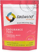 Tailwind Nutrition Endurance Fuel 50 Serving Tropical Flavour – Caffeinated Estimated Price : £ 31,00