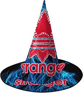 Stranger Things Demogorgon Halloween Witch Hat Party Cosplay Cap Decoration For Boys Girls Adults 2 PCS