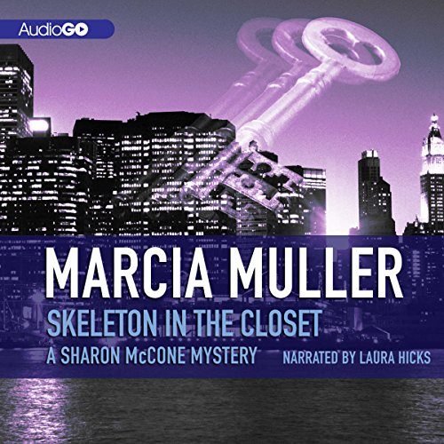 Skeleton in the Closet Audiobook By Marcia Muller cover art