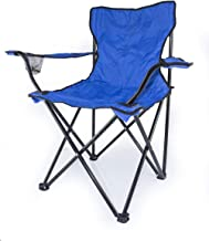 Foldable Beach And Garden Chair Blue