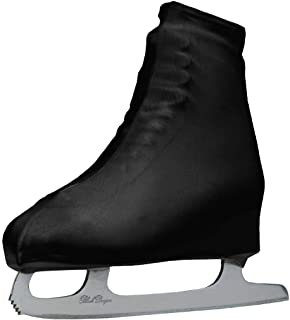Skate Wipe Care Kit and Ice Skating Boot Covers Skate Boot Protection Set Protects from Rusting and Chipping Ice Skate Covers