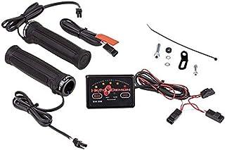 Heat Demon 215047 Dual Zone ATV Clamp-On Heated Grip Kit