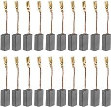 20 pcs 5 × 8 × 16mm Reemplazable Grande Conductivo Cepillo de Carbono para Bosch Martillo Giratorio Molino Angular de Taladro de Motor Eléctrico (Modelo: 100)