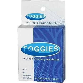 FOGGIES - anti-buée Lingettes 6 paquet