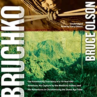 Bruchko audiobook cover art