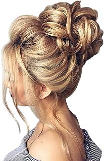 Scrunchy Scrunchie Updo Hairpiece Messy Hair Bun Extensions Chignon Hair Piece