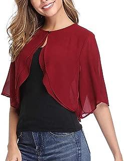 Poncho para Mujer con Cuello Alto y Botones Decorativos en 3 Colores S/&LU