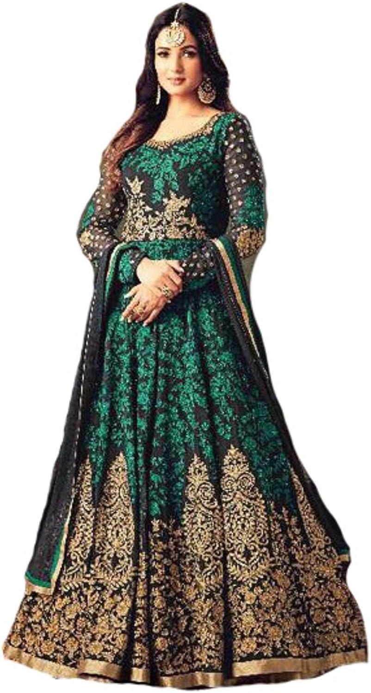 Delisa Plazzo Saharara Salwar Kameez Party Wear Foe Women 57002