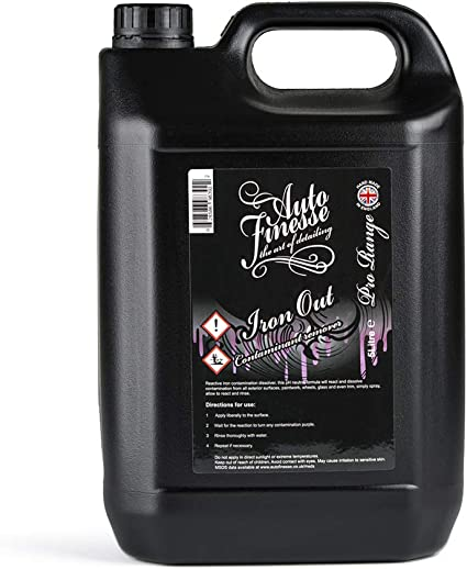Auto Finesse Ir5l Iron Out Remover Auto