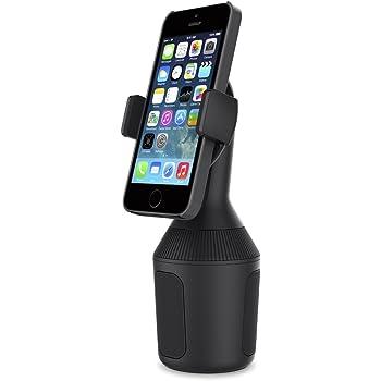 Belkin - Soporte de Smartphones para portavasos de Coche (Soporte ...