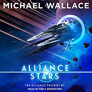 Alliance Stars audiobook cover art