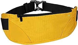 supermalls Bolso de la Cintura de la Aptitud Señoras Deportes para Hombres Cinturón de Correr Ligero y Transpirable Bolsa ...