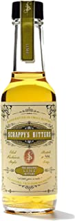 Scrappy's Bitters - Lime, 5 ounces - Organic Ingredients, Finest Herbs and Zests, No Extracts, Artificial Flavors, Chemicals or Dyes. Made in the USA