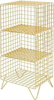 Journal Magazine Holder Support de Rangement Support Fer forgé Nordique Chambre Plancher Bookshelf Simple Rack Storage Mag...