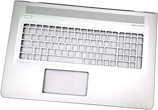 Silver Laptop Top Cover Palmrest Without Touchpad and Keyboard 857839-001 for HP Envy M7-U 17-U 17T-U Series