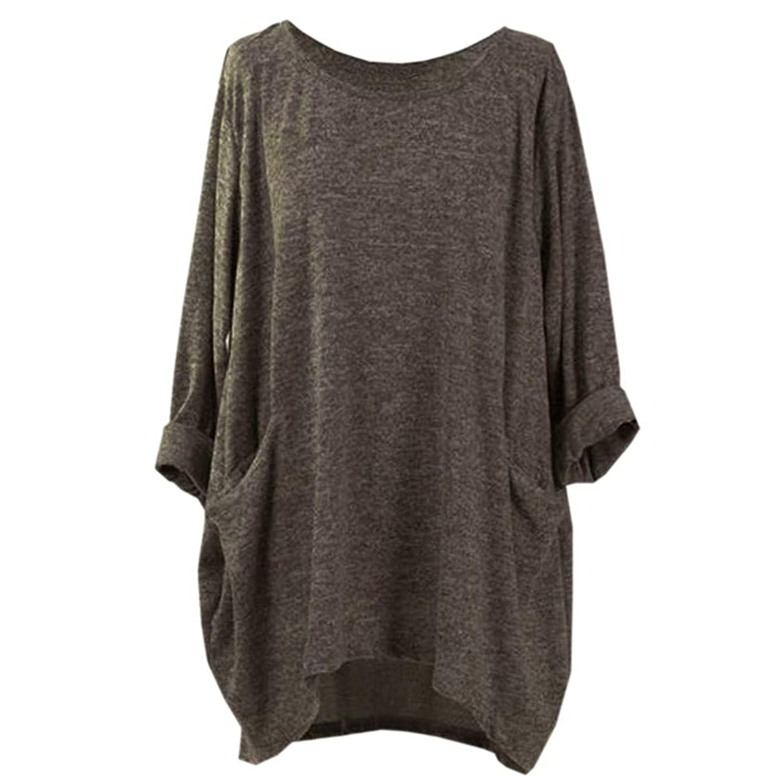 Mimfor Women Casual Print Cat Ear Hooded Short Sleeves Pocket Top Blouse Shirt