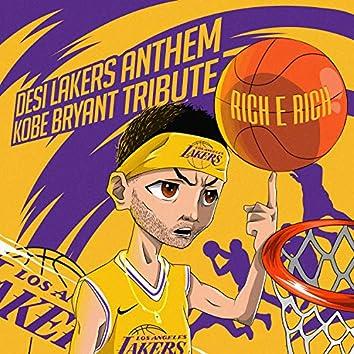 Desi Lakers Anthem
