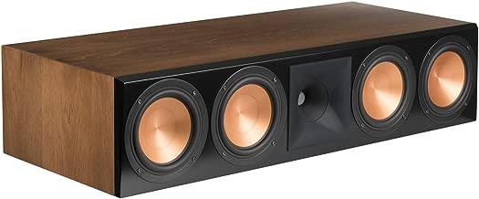 Klipsch 1065137 RC-64 III Center Channel Speaker Walnut