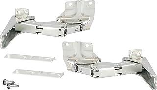 DREHFLEX - Dörrgångjärn uppsättning/dörrgångjärn och gångjärn kompatibla med olika enheter från Bosch Siemens Neff – passa...