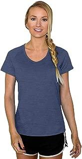 Woolx Mia Tee - Merino Wool T-Shirt for Women - Lightweight - Wicks Moisture - Repels Odor