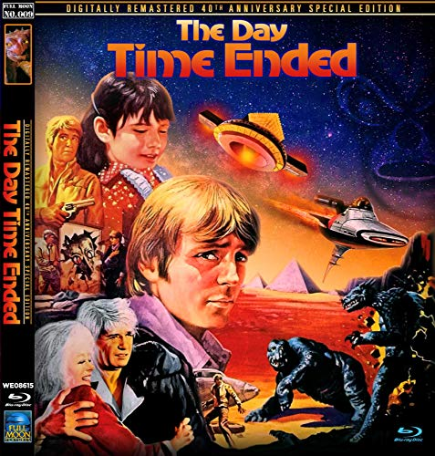 The Day Time Ended Remastered