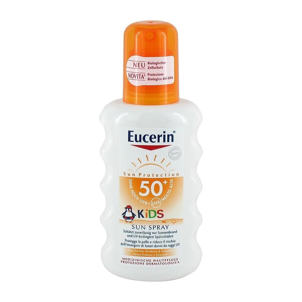 スプーンスナッチ仮定、想定。推測Eucerin Sun Kids Spray Spf50+ 200ml [並行輸入品]