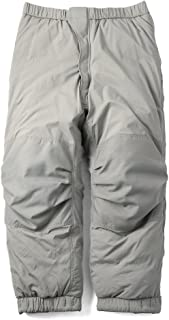Military issue Primaloft US Army GEN III Extreme Cold Weather Trouser Level 7 Large/Regular 8415-01-538-6704