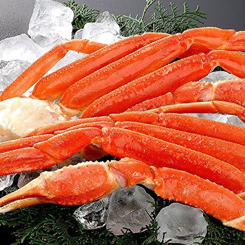 特Aクラス 天然 ズワイガニ 足 3Lサイズ ボイル ずわい蟹 約2kg 甘口仕立