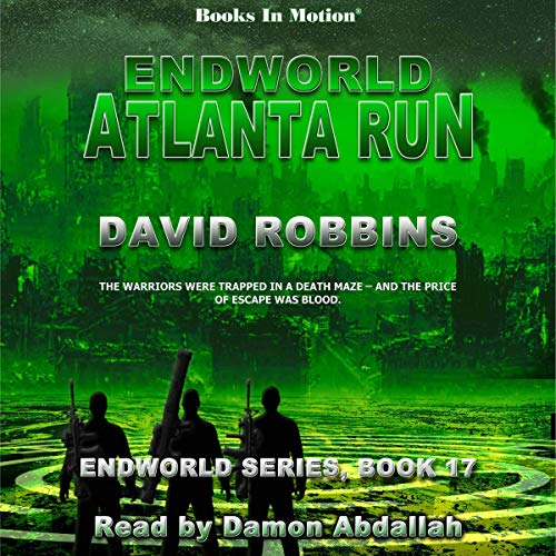 Endworld: Atlanta Run  By  cover art