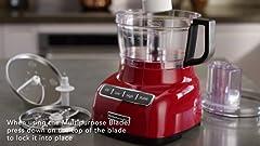Amazon Com Kitchenaid Kfp1466cu 14 Cup Food Processor
