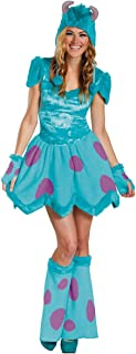 Sassy Sulley Adult Costume - Small