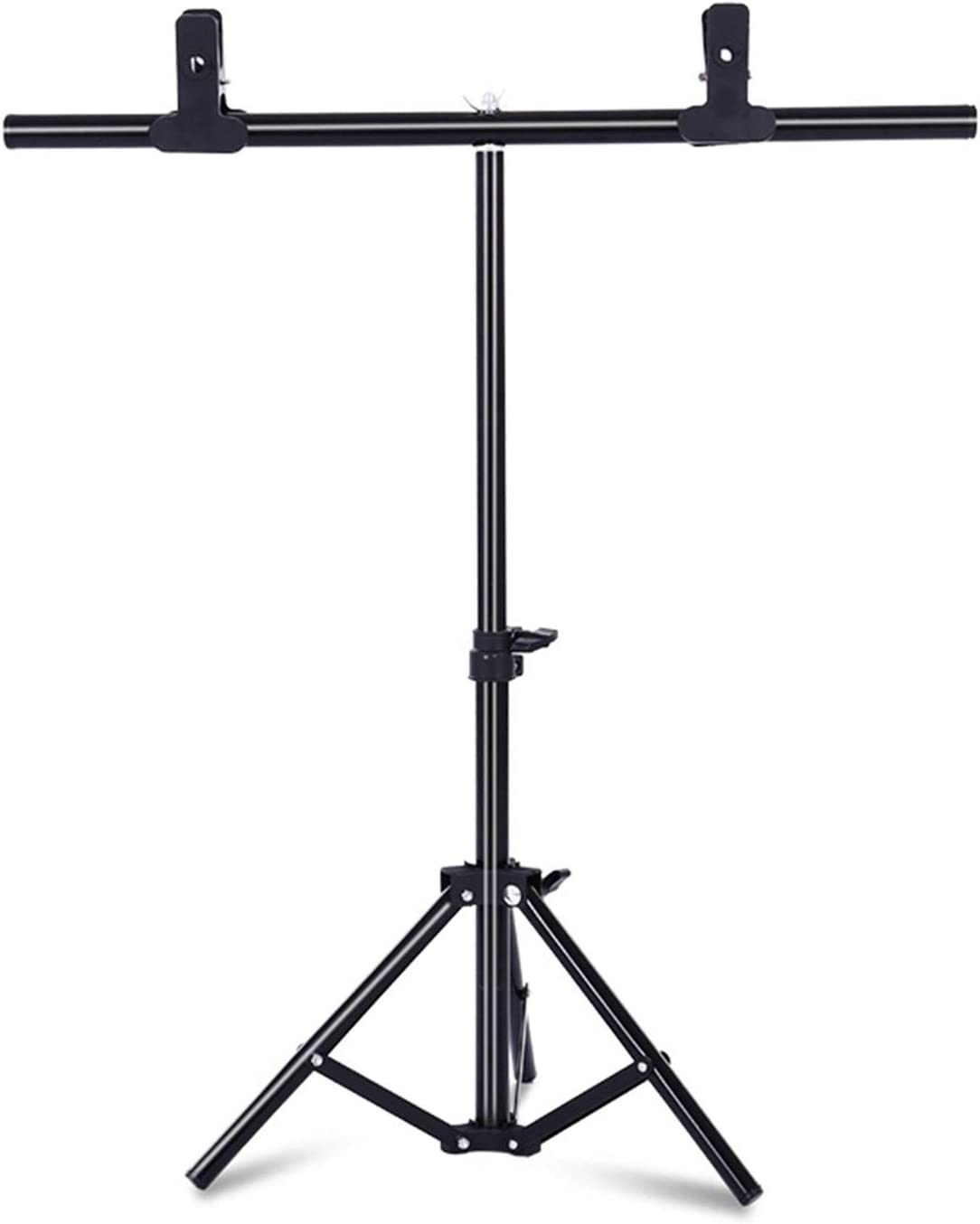 Zhice T-Shape Portable Background OFFicial site Backdrop Stand Adj Support Kit specialty shop