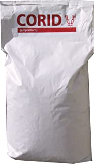 Merial 184302 Corid 1.25% Pellets for Calves, 50 lb