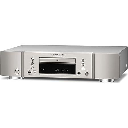 マランツ Marantz CDプレーヤー CD6007 HDAM搭載フルディスクリート/アナログ出力回路搭載 シルバーゴールド CD6007/FN