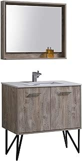 36 bathroom countertop