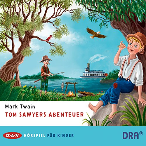 Tom Sawyers Abenteuer  By  cover art