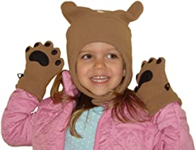 BearHands ThinsulateTM Fleece Mittens (Toddler 18-36 mths)