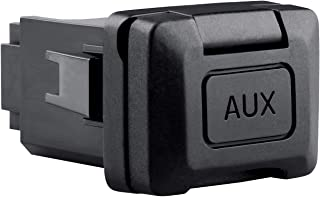 AORRO Auxiliary Input adapters for Honda Civic 06-11 Aux Port Replacement AuxInput Jack Stereo Adaptor 39112-sna-a01