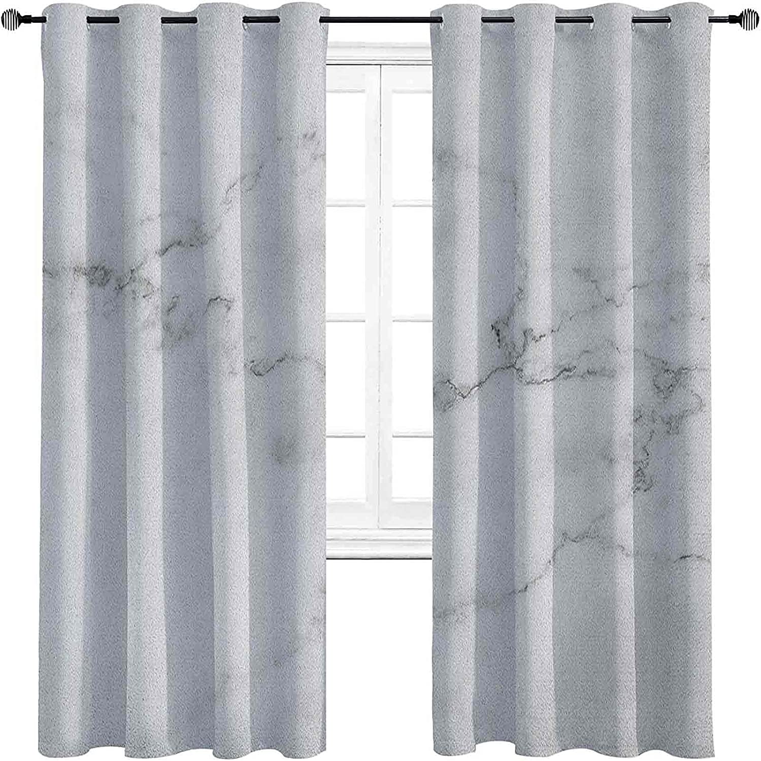 Marble Shading Insulated Curtain Artsy Baltimore Mall M Ranking TOP3 Mineral Surface Nature