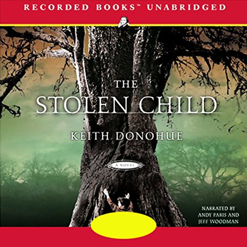 The Stolen Child audiobook cover art