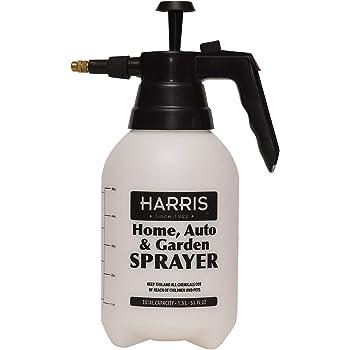 HARRIS Pump Sprayer for Home, Garden and Auto, 1.5L