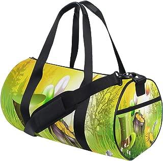 Gym Bag Wonderful St Duffel Bag for Men and Women Travel Sport