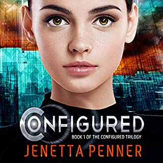 Configured     The Configured Trilogy, Book 1              By:                                                                                                                                 Jenetta L. Penner                               Narrated by:                                                                                                                                 Lillie Ricciardi                      Length: 9 hrs and 25 mins     114 ratings     Overall 4.6