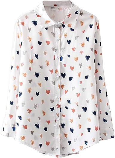 Fossen Blusas para Mujer Verano Otoño 2019 Elegantes Chic ...