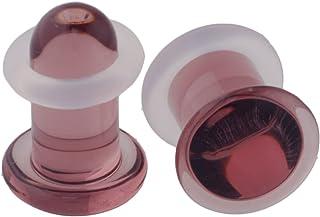 Pair of Purple Glass Barbs PRE-ORDER