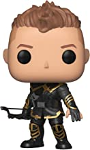 Funko- Pop Bobble: Avengers Endgame: Hawkeye w/Chase Collectible Figure, (36669)